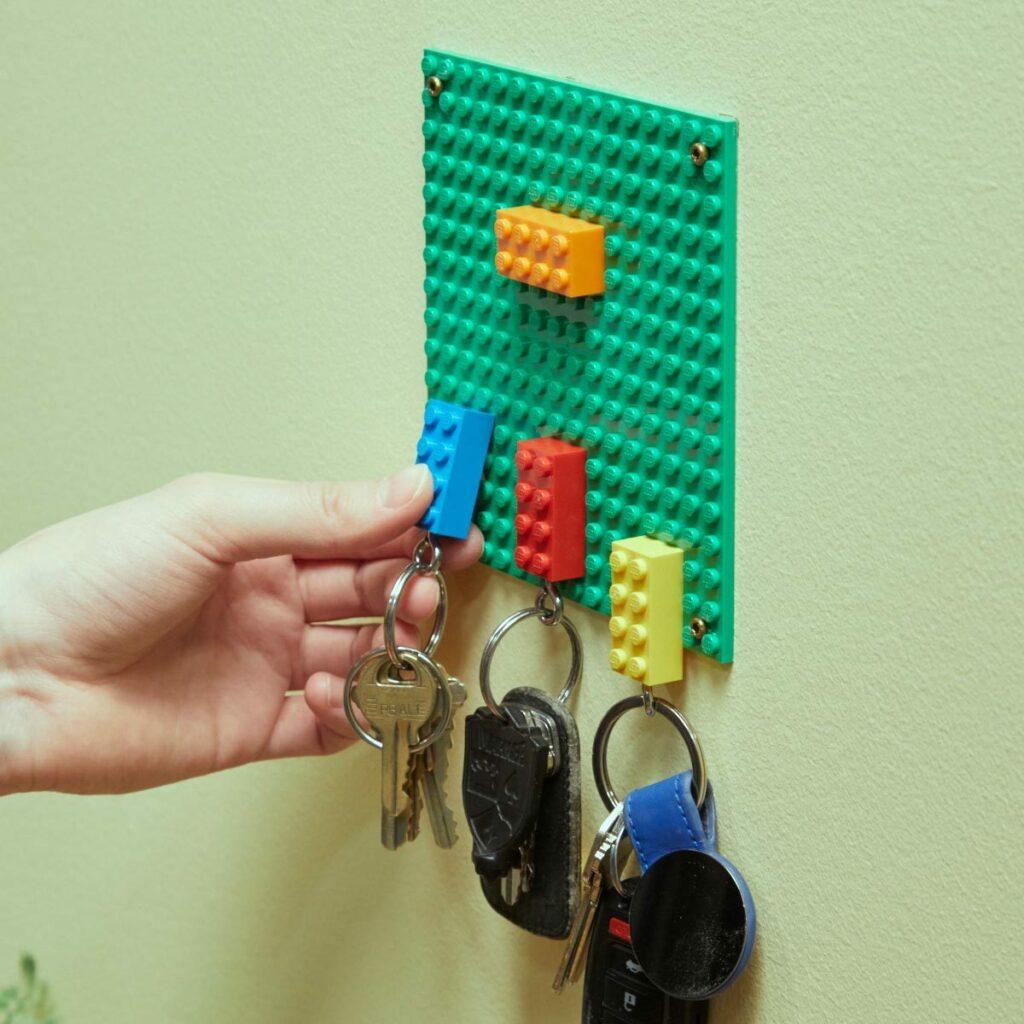 Easy DIY Key Holder