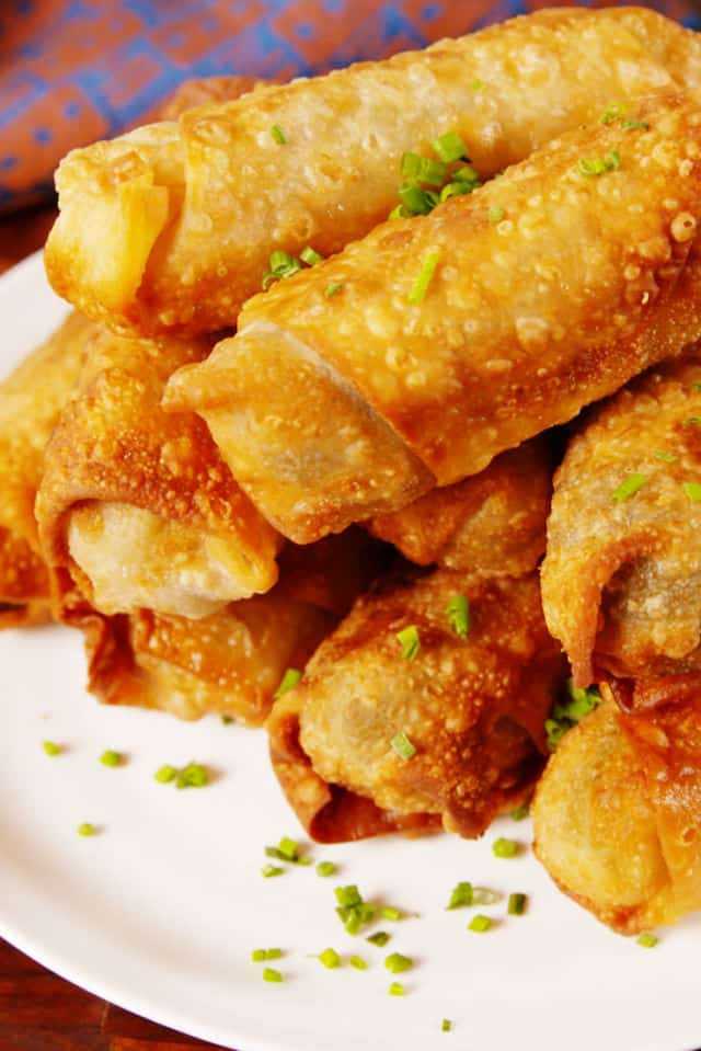 Pickle egg roll recipes