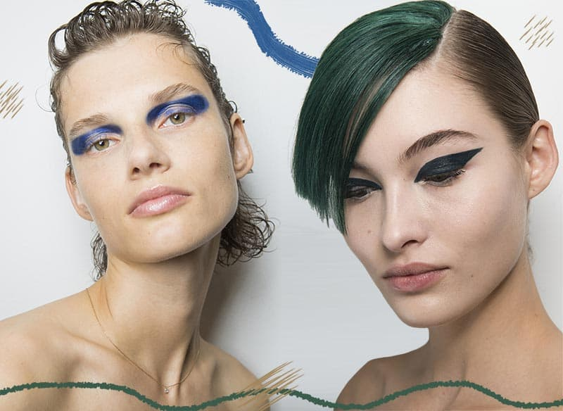 Be bold with liner shapes