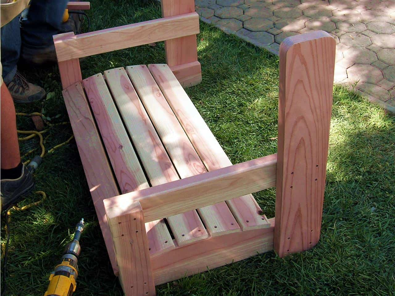 Wondrous Fantastic Diy Porch And Garden Swing Tutorials For Spring Caraccident5 Cool Chair Designs And Ideas Caraccident5Info