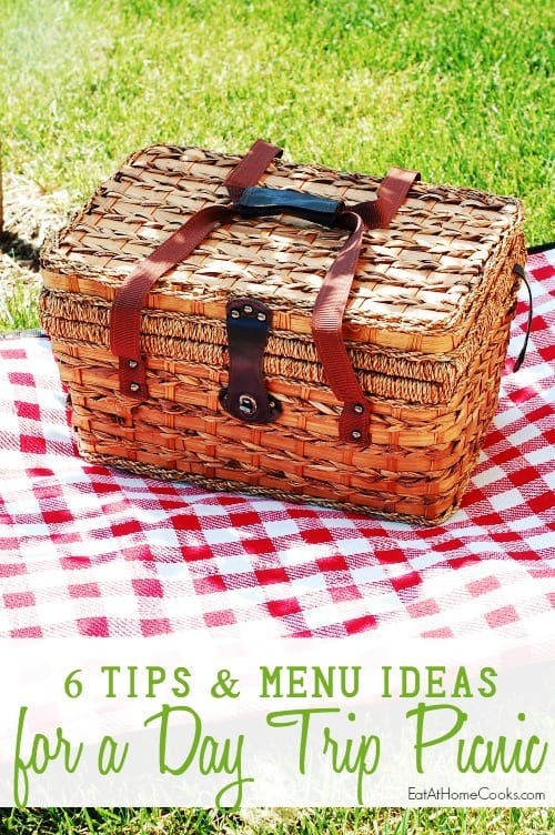 Go for a picnic (the smart way)å