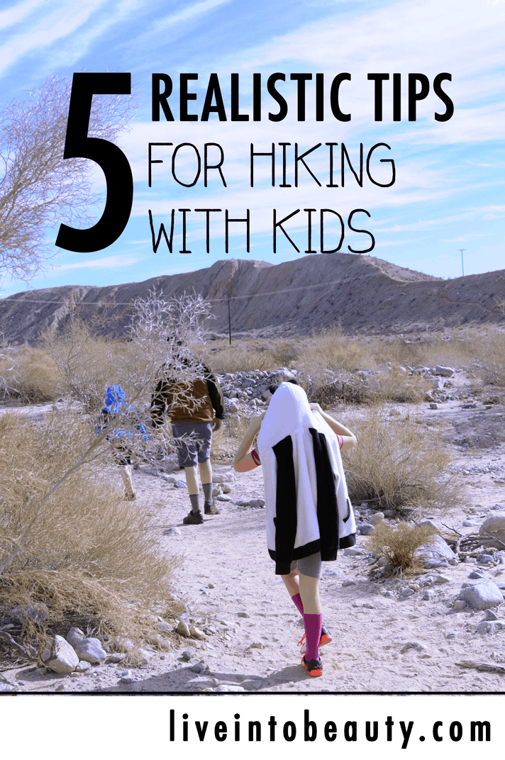 Go on a hike the smart way