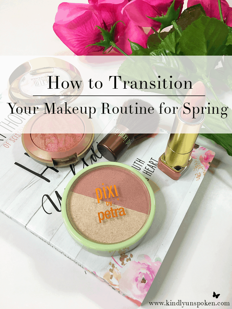 Tips for a subtle transition from winter to spring colours