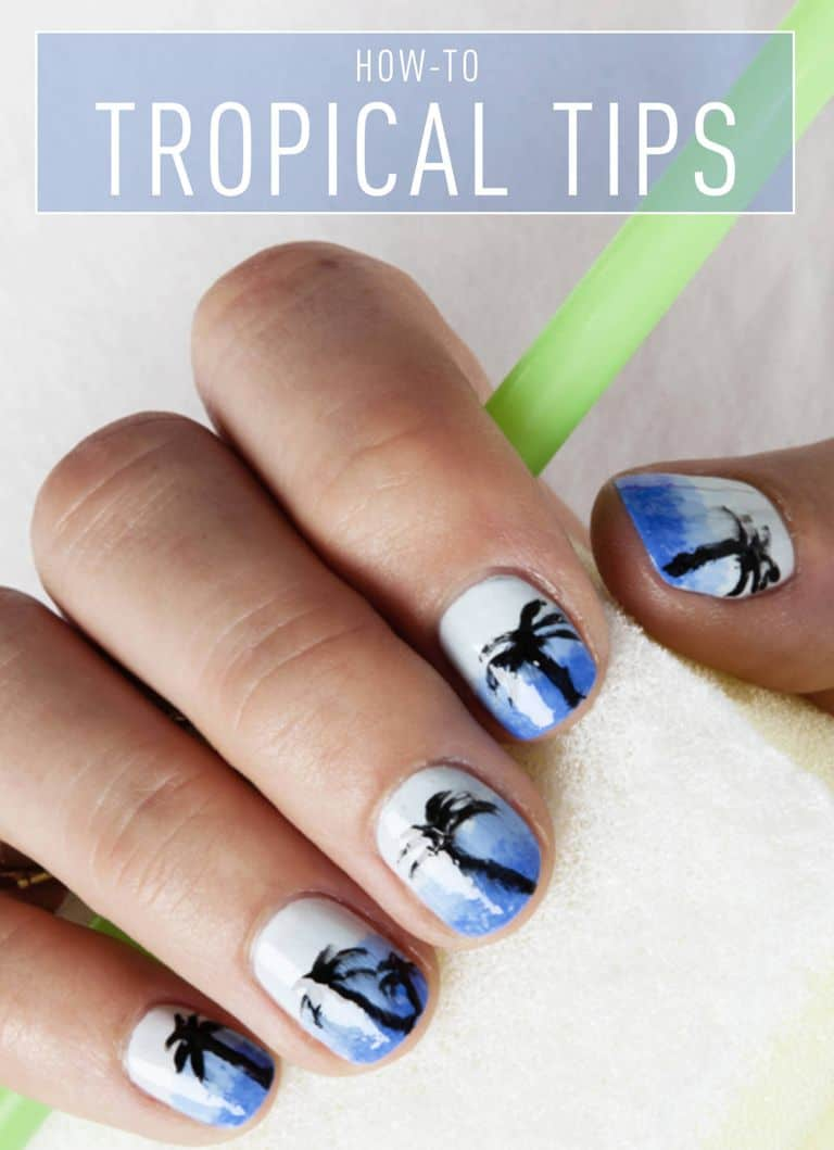 Tropical fingertips