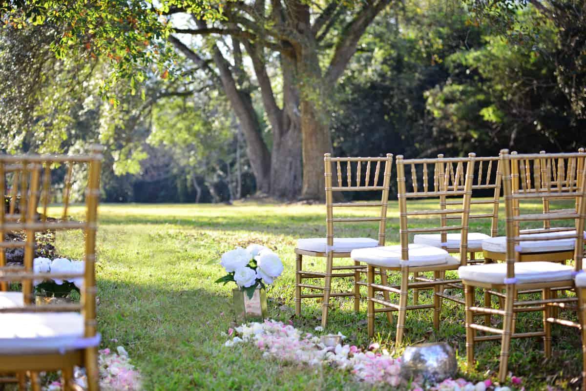 Arlington plantation garden venue