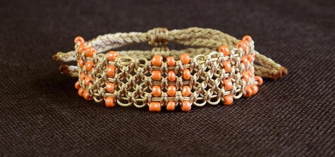 Diy Hemp Bracelets For Summer