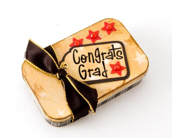 Customized gift card holder
