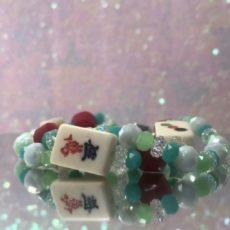 Diy game tile beads