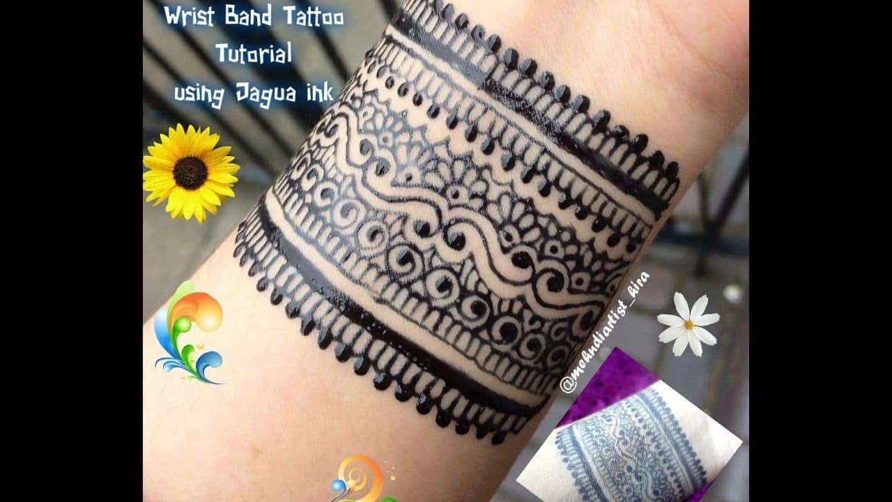 Henna Wrist Designs: 15 Simple Henna Tattoo Designs To Show Off In Warm Weather