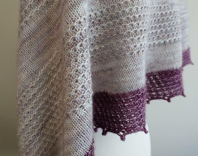 Maybe baby summer shawl