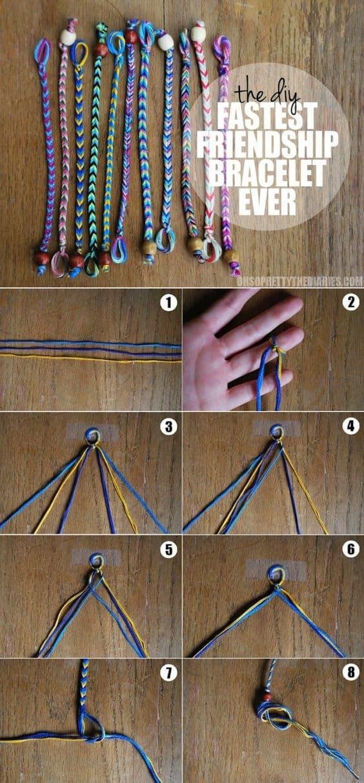 Super fast arrow shaped bracelet