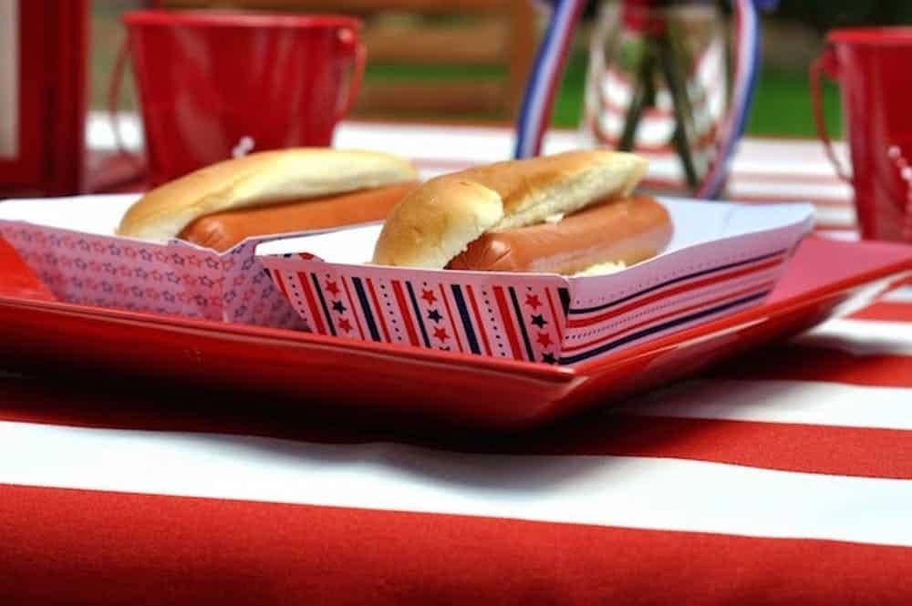 Diy hot dog boats