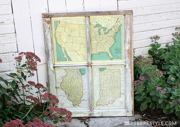 Diy window to the world