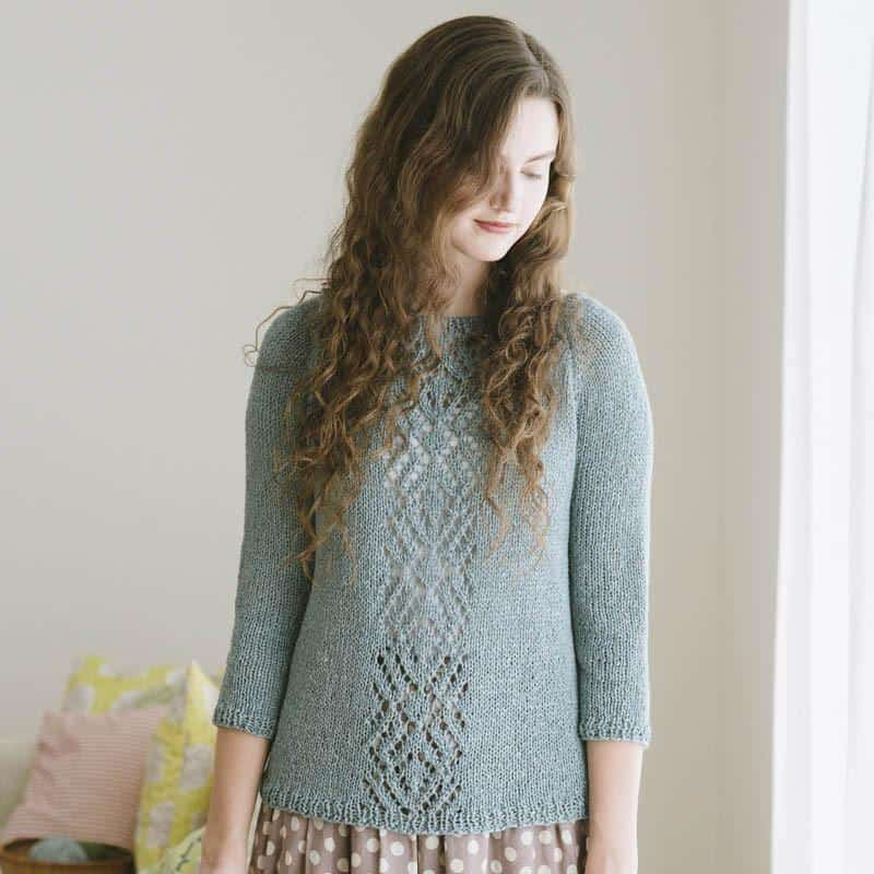Adelaide pullover