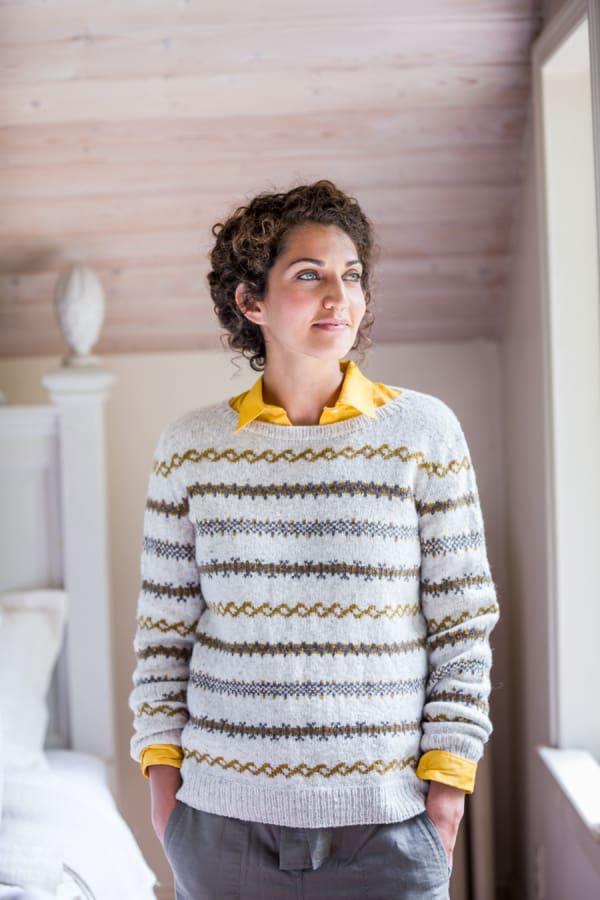 Ashland pullover