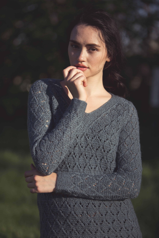 Calder pullover