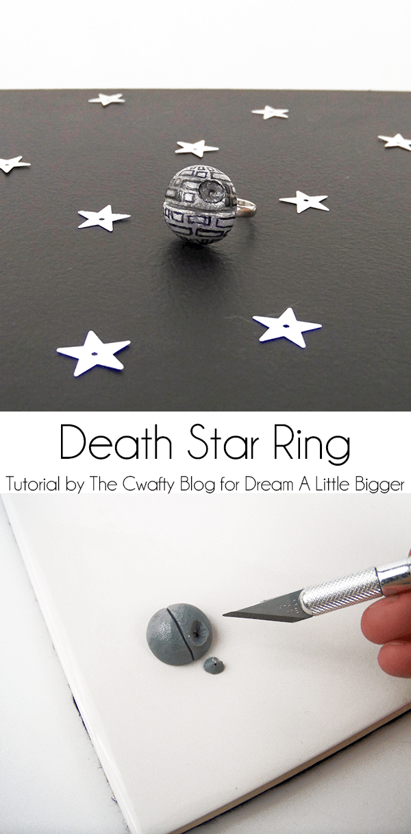 Diy death star ring