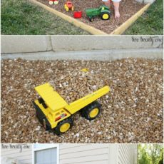 Diy backyard rock box