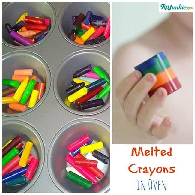 Diy jumbo toddler crayons