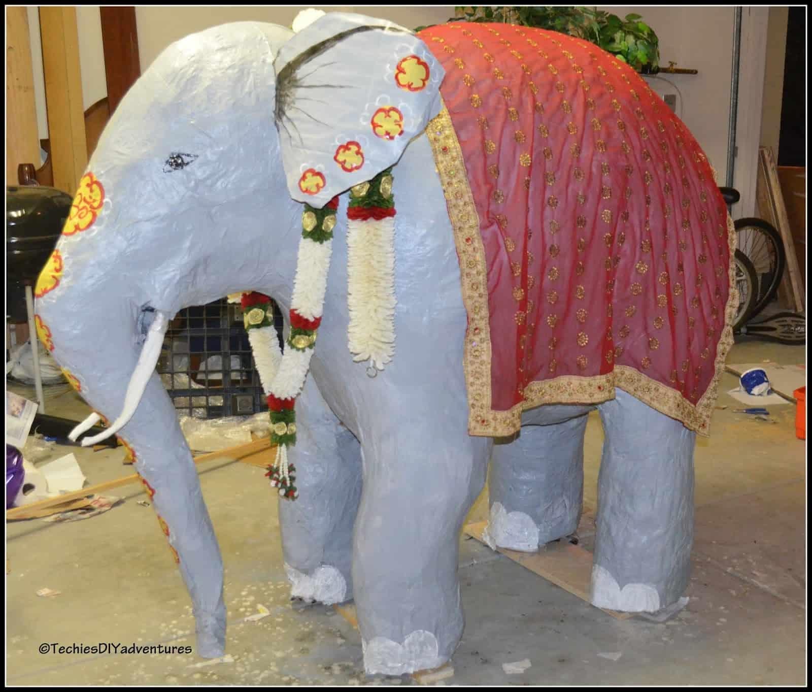 15 Funny Elephant Crafts