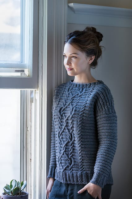 Hague sweater