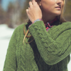 Sprague lake pullover
