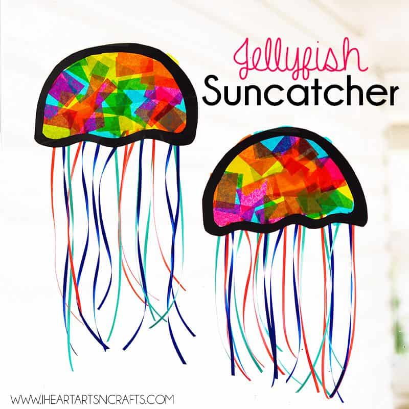 Suncatcher jellyfish