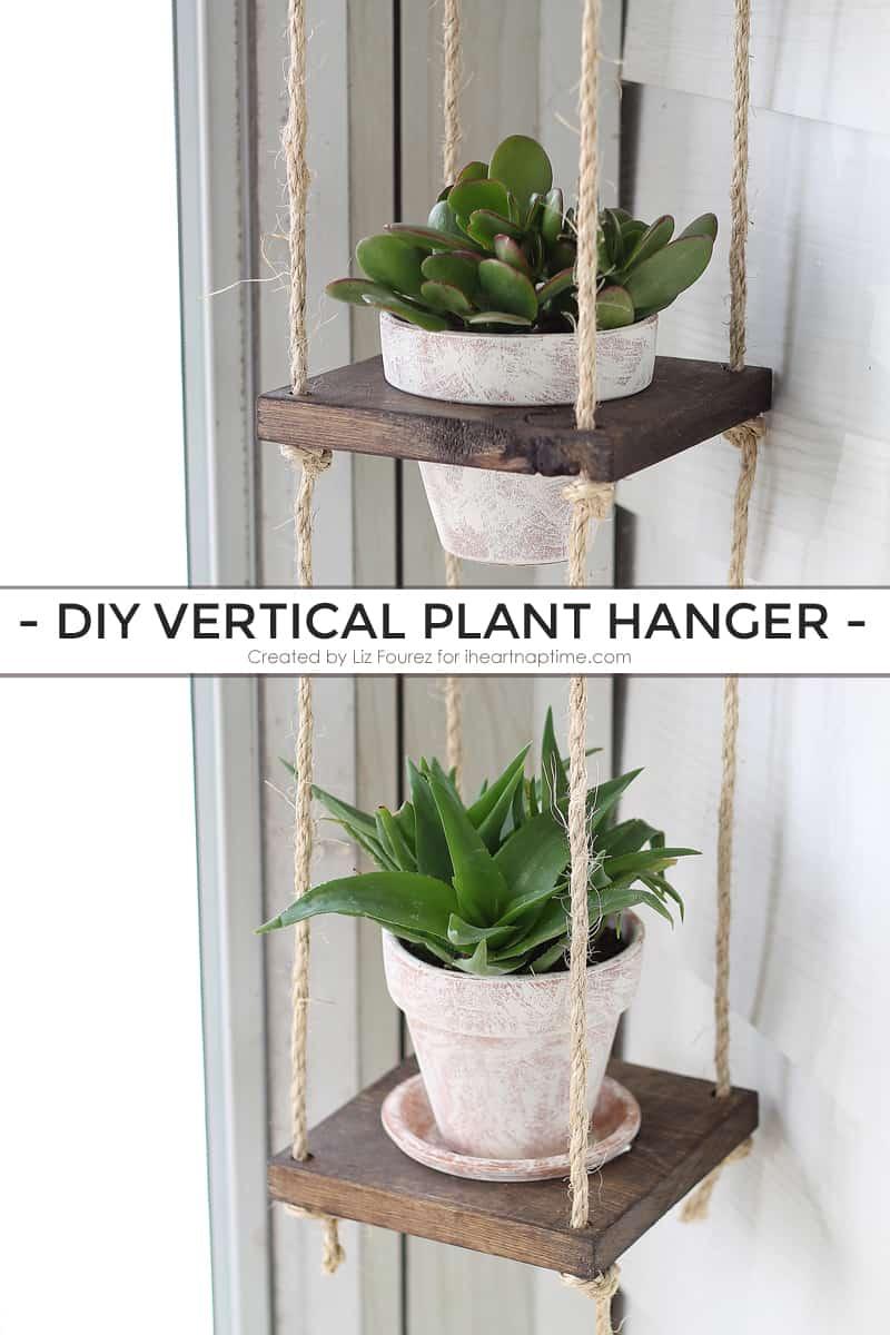 Creative Diy Plant Hangers
