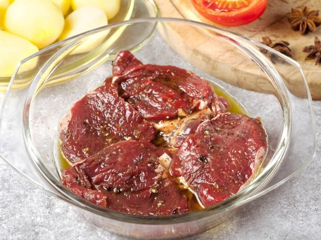 Apple juice steak marinade
