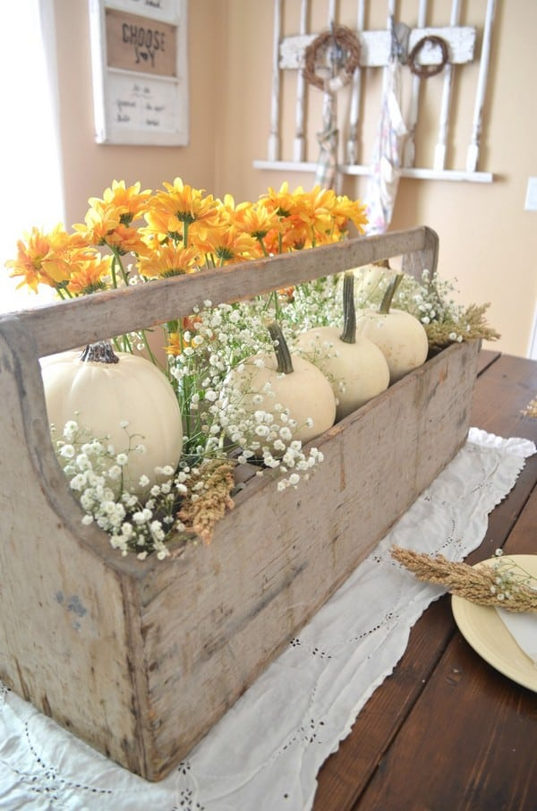 Farmhouse pumpkin box recipe