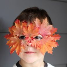 Diy leaf mask