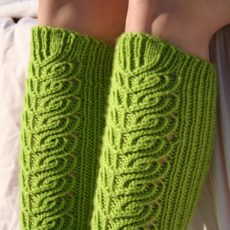 Lulu knee socks