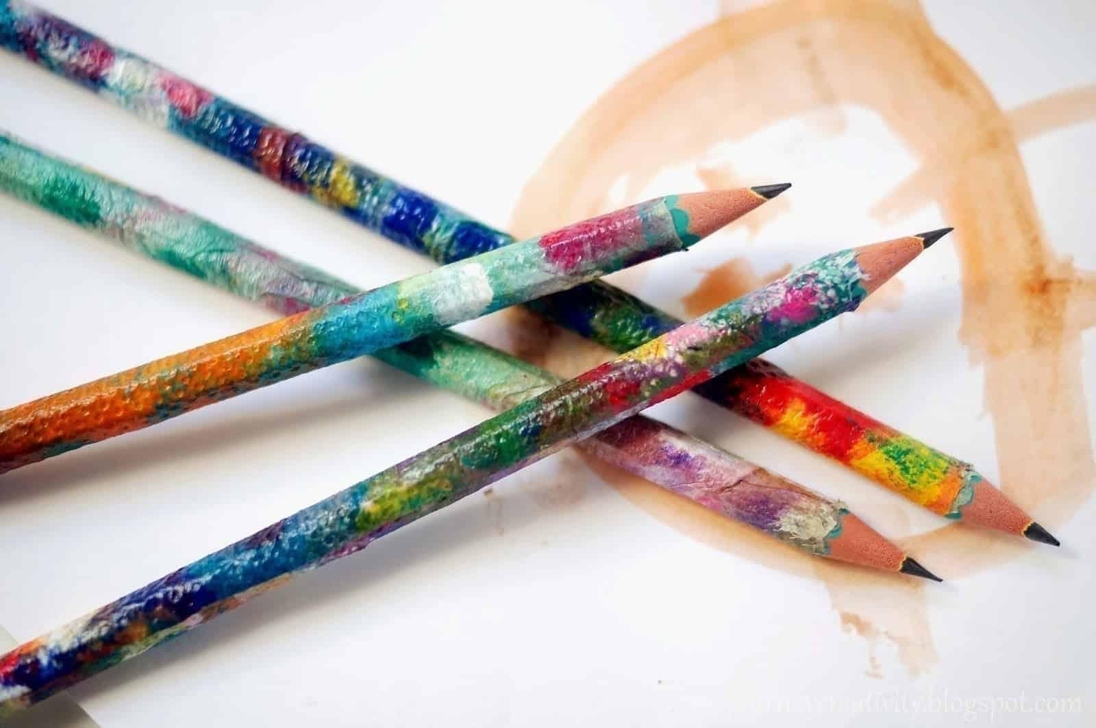 Napkin pencils
