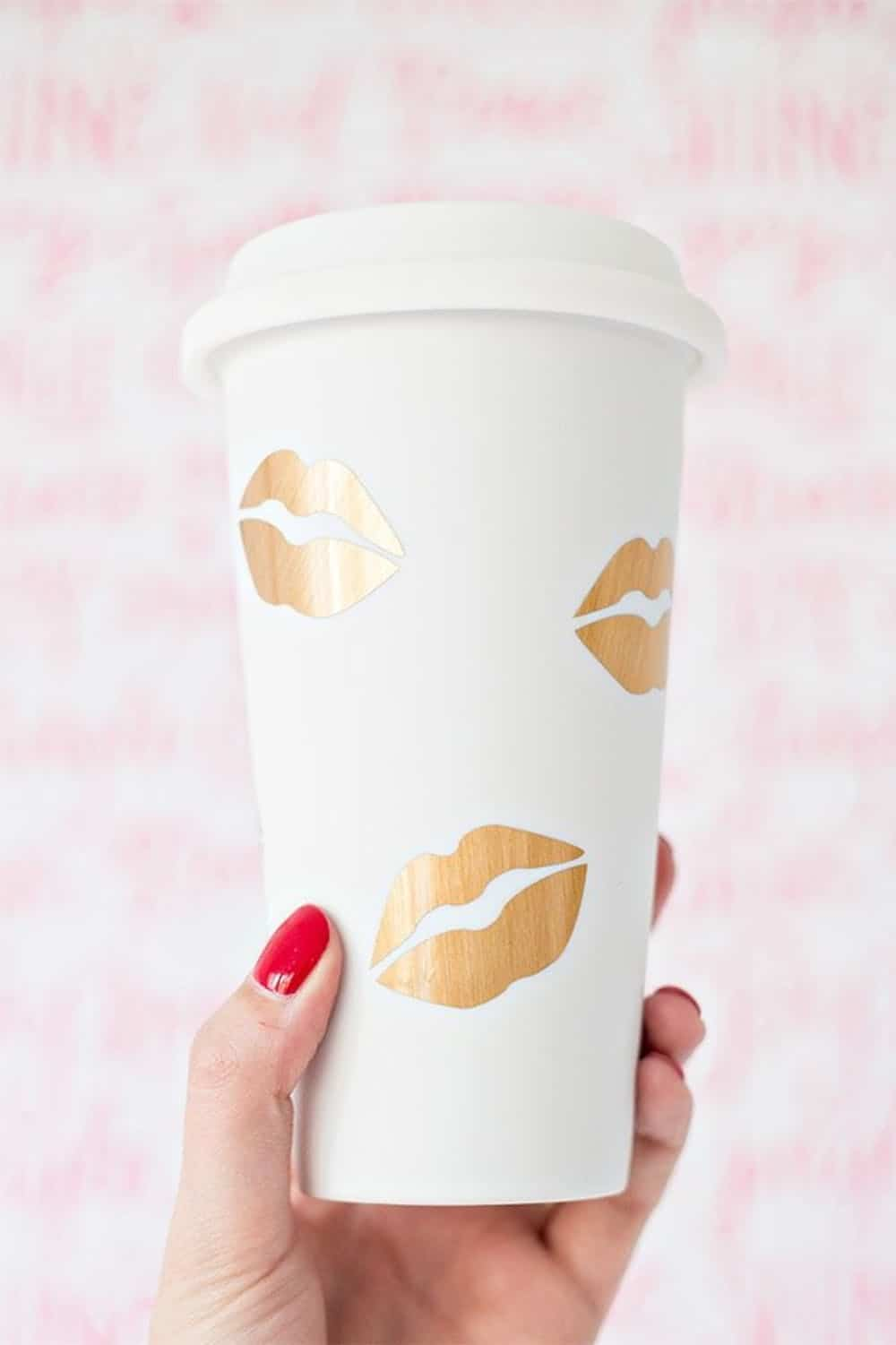 Diy travel mug