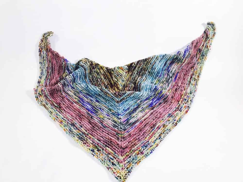 Bandit scarf knitting pattern