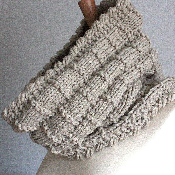 Basket cowl
