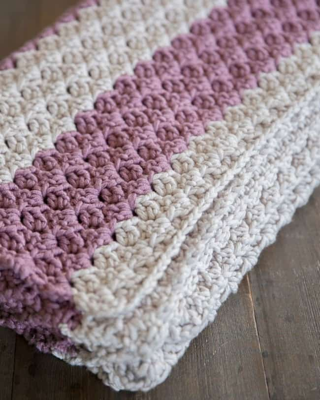 30 Free Blanket And Afghan Crochet Patterns