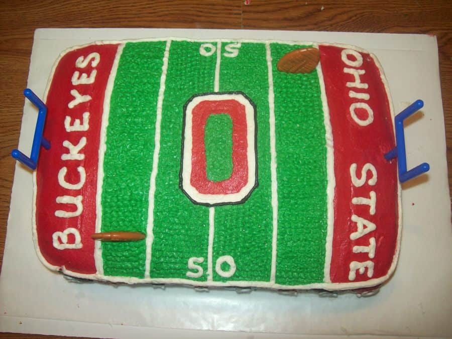 Home state field cake