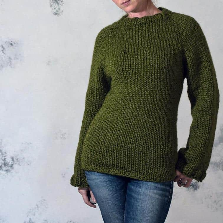 Prudence sweater