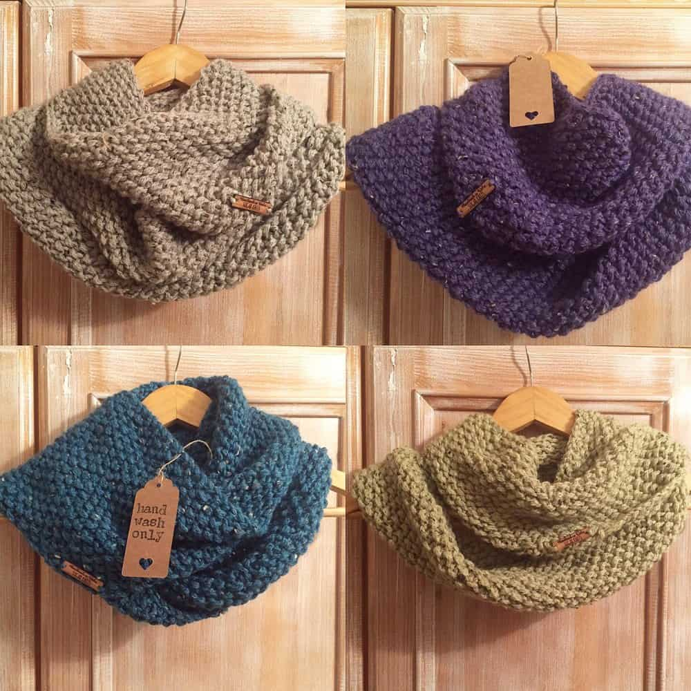 de7ed05f804e9 15 Fantastic Knitted Cowl Patterns