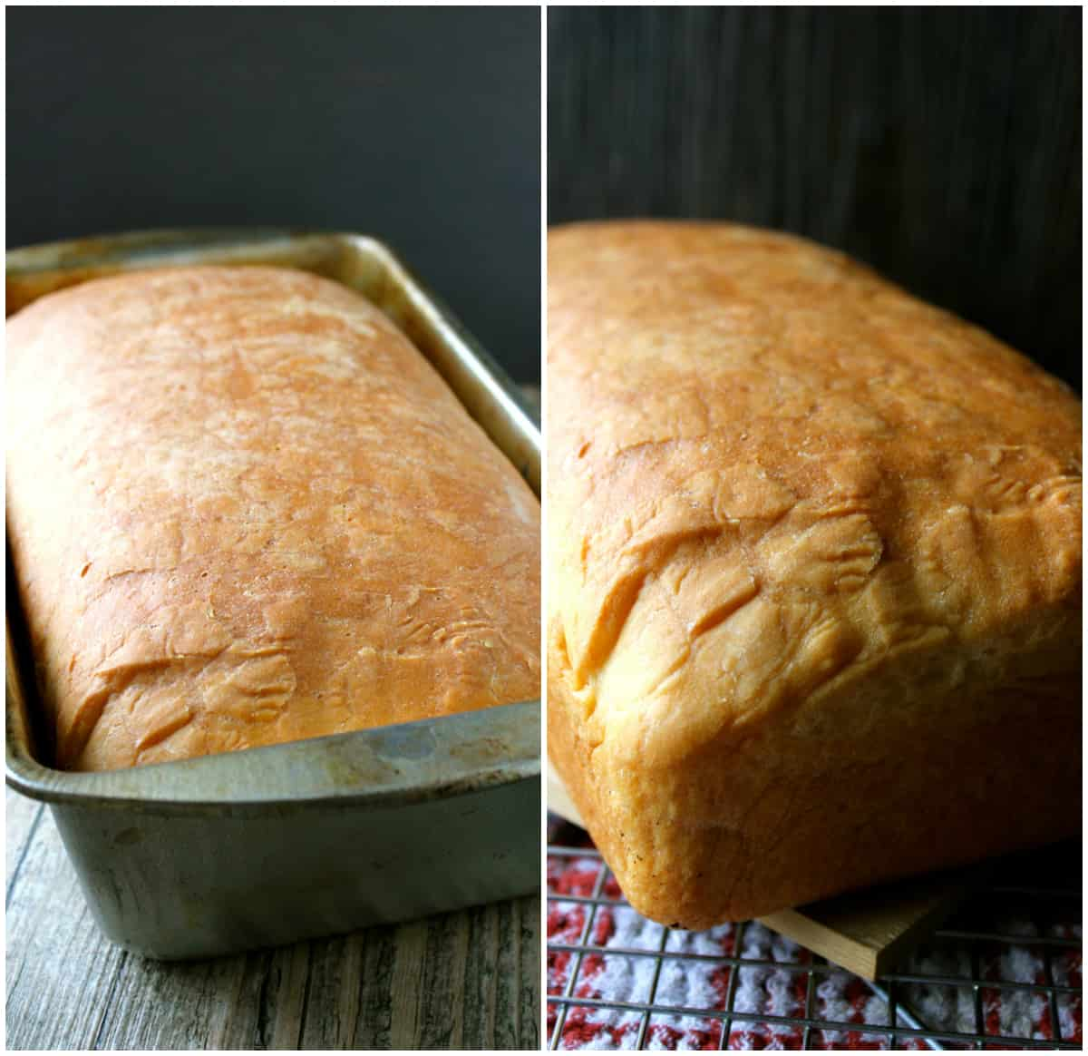 Super soft sandwich bread
