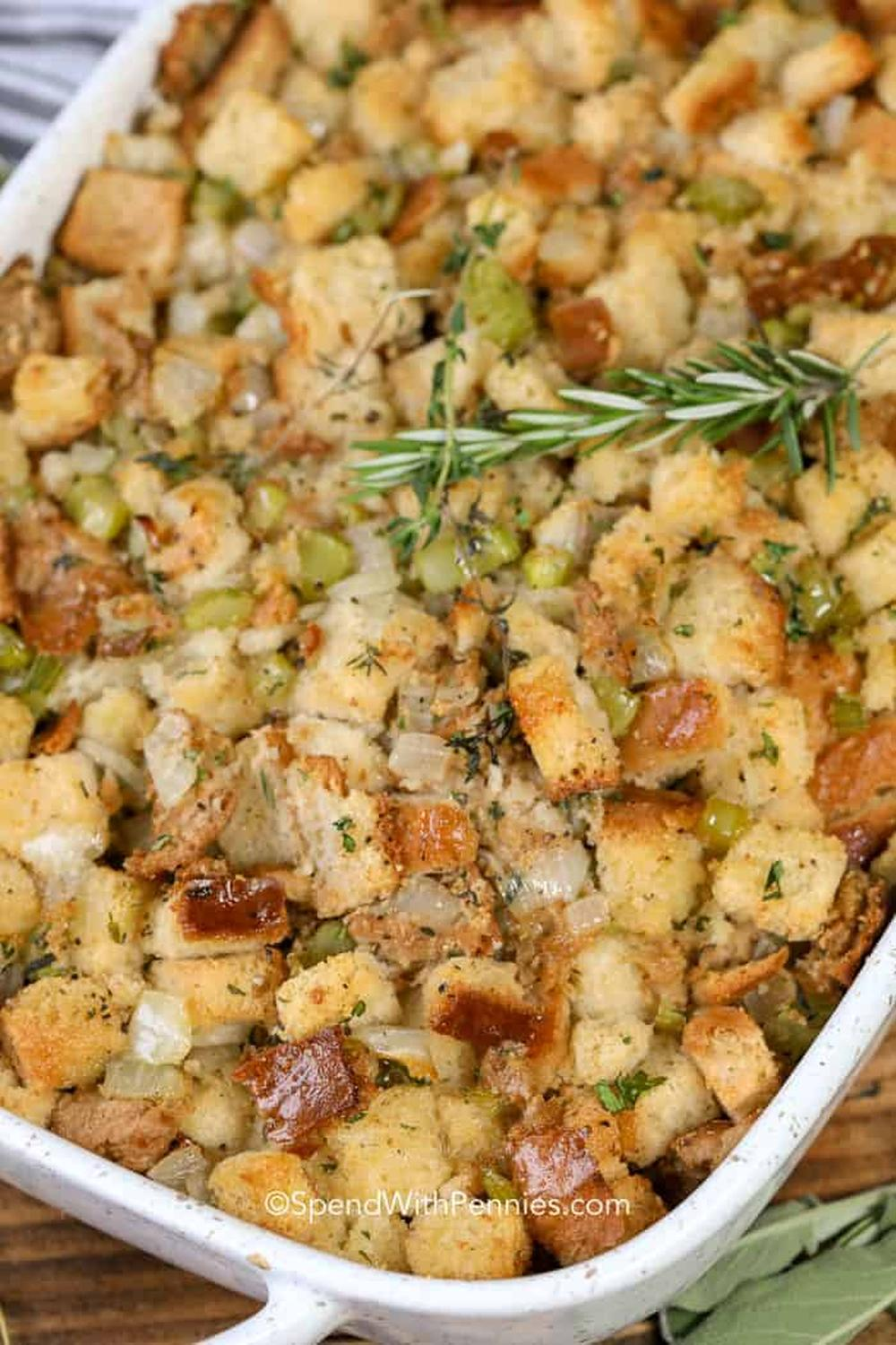 Thanksgiving stuffing recipe easy budget friendly stuffing
