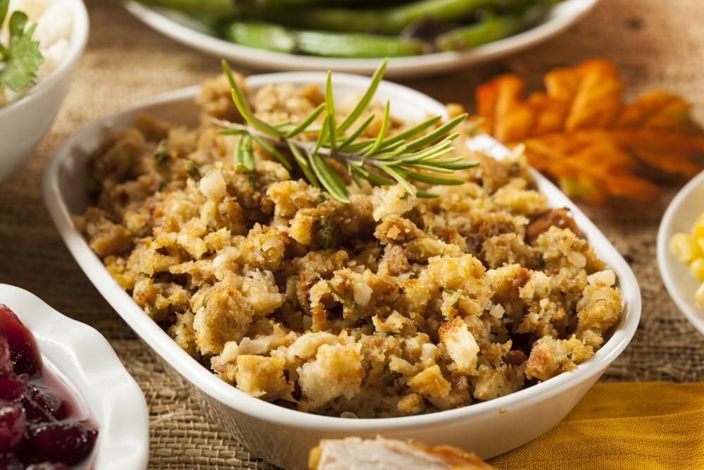 Thanksgiving stuffing recipes