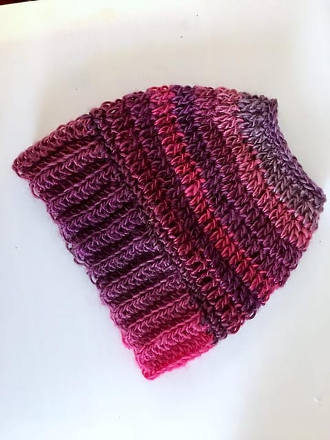 Yet another messy bun hat by danielle lachance
