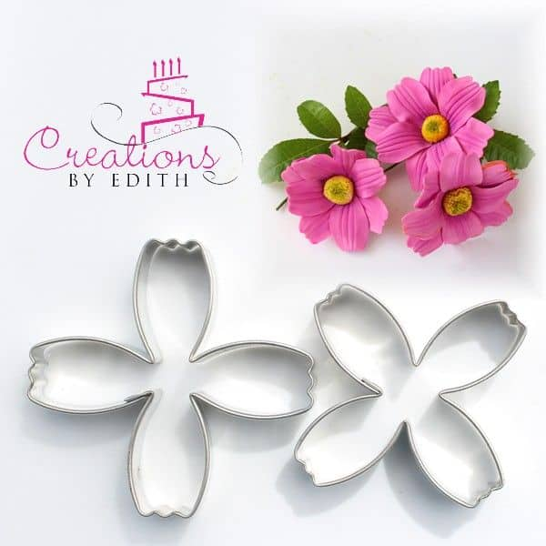 Diy cosmo flower cutter