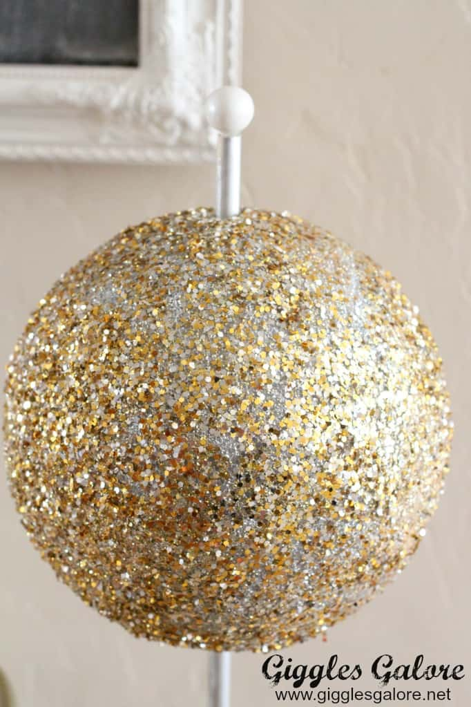Diy new year's eve ball drop