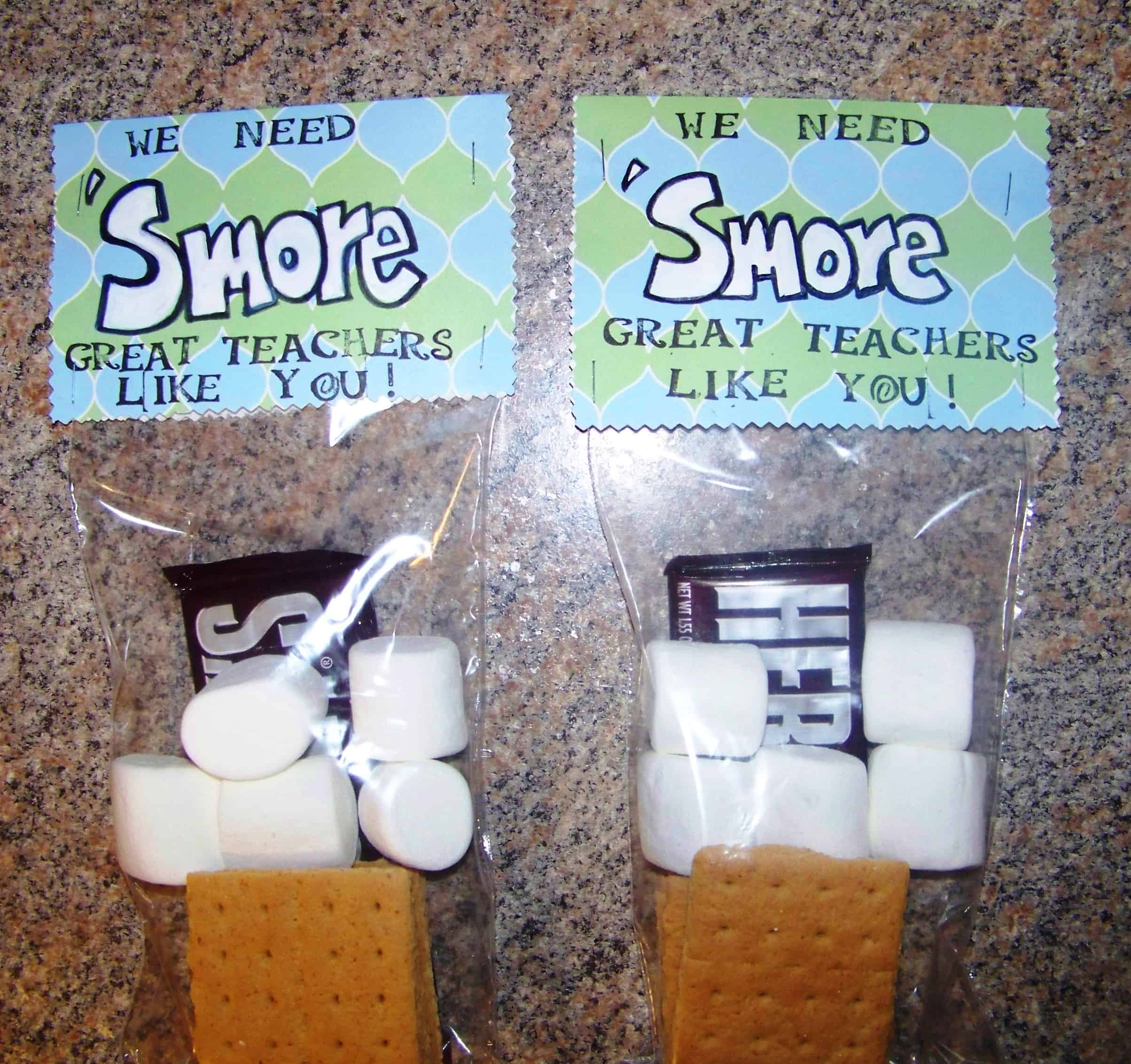 Diy s'more making kit