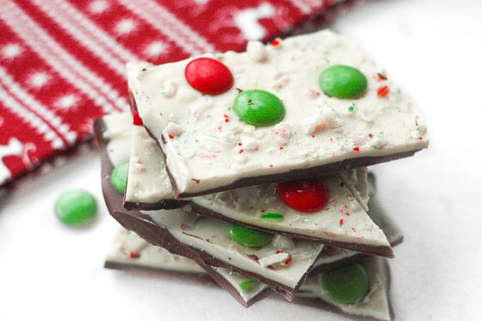 Diy chocolate peppermint