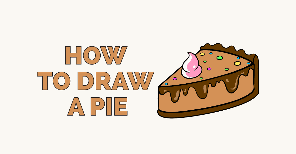 How to draw a pie