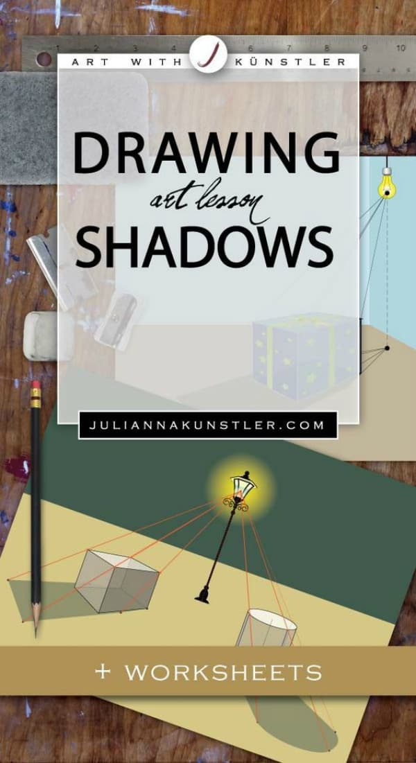 Drawing shadows tutorials